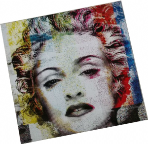 CELEBRATION - MR BRAINWASH  POSTER